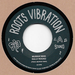 Murray Man ‎– Rally Round