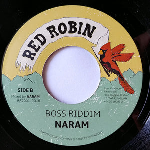 Tippa Lee / Naram ‎– Dancehall Ram Up / Boss Riddim