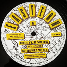 Ira Jones / Courtney Malik ‎– Kettle Wire / Dancing Spirit