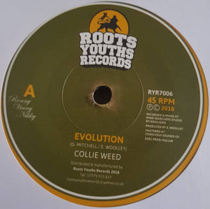 Collie Weed ‎– Evolution