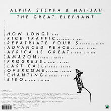Alpha Steppa & Nai-Jah ‎– The Great Elephant