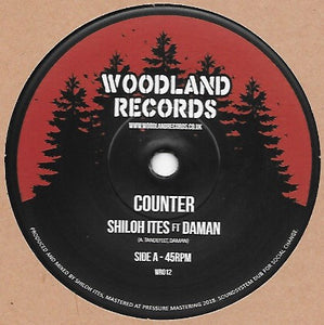 Shiloh Ites Ft Daman ‎– Counter