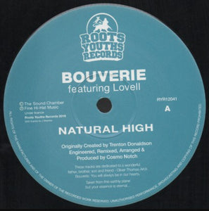 Bouverie Featuring Lovell (2) ‎– Natural High