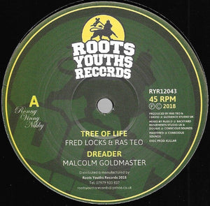 Fred Locks & Ras Teo ‎– Tree Of Life