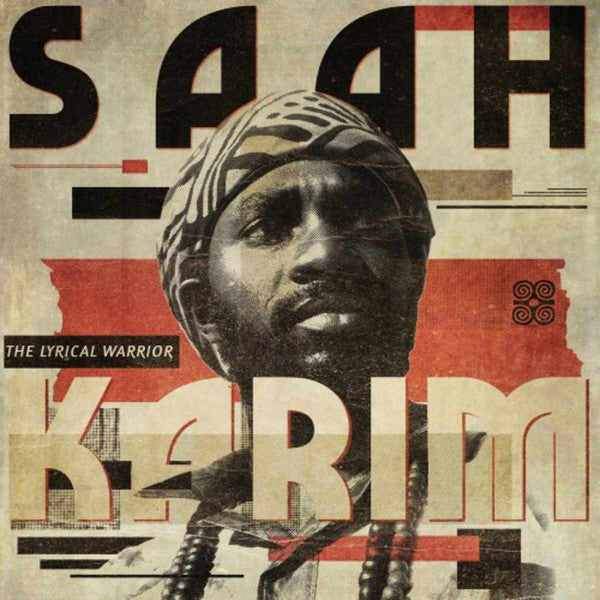 Saah Karim ‎– The lyrical Warrior