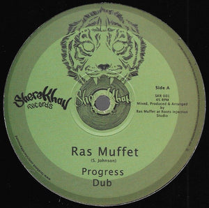 Ras Muffet / King Pharaoh (2) ‎– Progress / Anubis