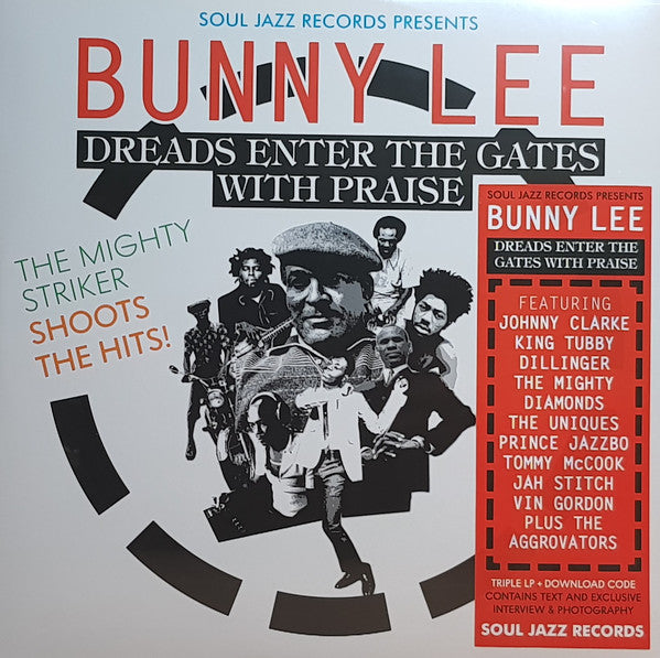 Bunny Lee ‎– Dreads Enter The Gates With Praise