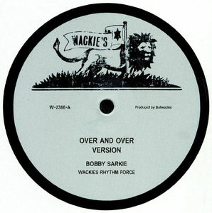 Bobby Sarkie / Roland Alphonso ‎– Over And Over / Rent Rebate