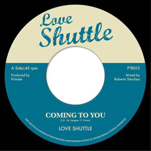 Love Shuttle / Gee Sugar ‎– Coming To You / Lovers Boulevard