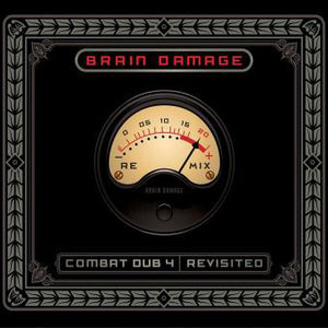 Brain Damage ‎– Combat Dub 4 Revisited