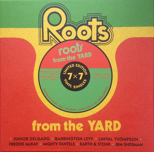 Various ‎– Roots From The Yard
