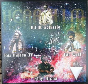 Ras Hassen Ti, Far East, King Alpha ‎– Hear H.I.M