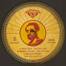 Mighty Massa Feat. Sista Zari ‎– Prophecy / Jah Jah Come