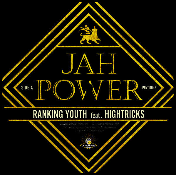 Ranking Youth Feat. Hightricks ‎– Jah Power