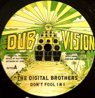 The Digital Brothers ‎– Don't Fool I N I