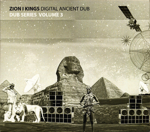 Zion I Kings ‎– Digital Ancient Dub