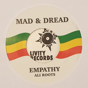 Ali roots, Mad & Dread ‎– Empathy