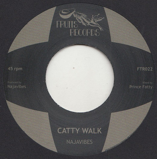Najavibes ‎– Catty Walk