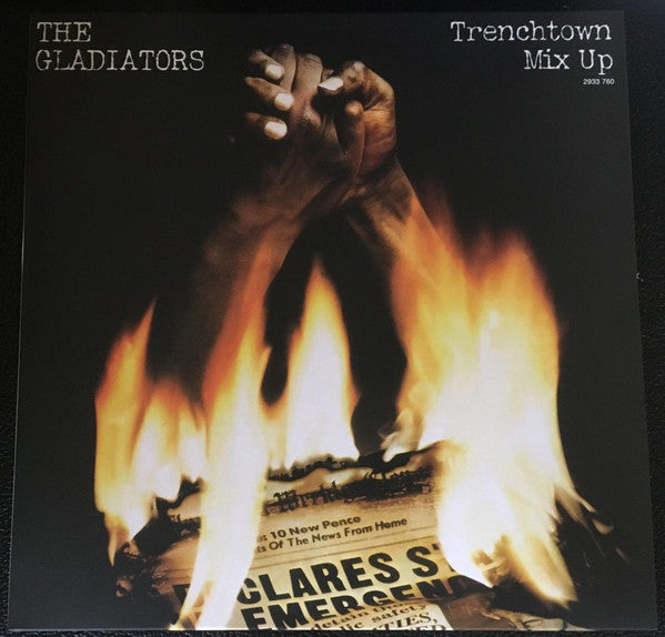 The Gladiators ‎– Trenchtown Mix Up