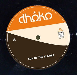 Dhoko ‎– Son Of The Flames / Flames Of Dub