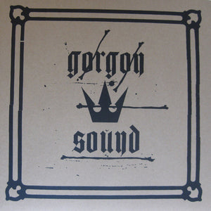 Gorgon Sound ‎– Gorgon Sound E.P.