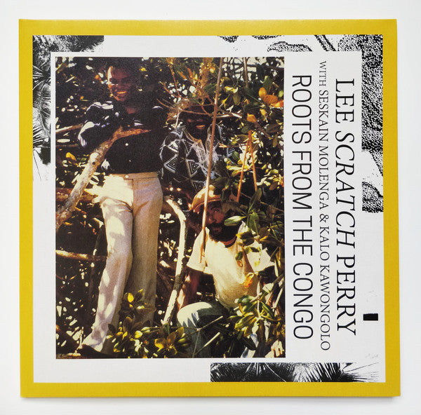 Lee Scratch Perry With Seskain Molenga & Kalo Kawongolo ‎– Roots From The Congo