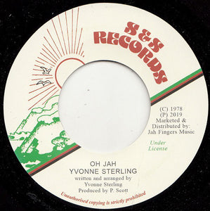 Yvonne Sterling ‎– Oh Jah