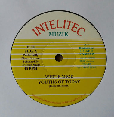 White Mice ‎– Youths Of Today