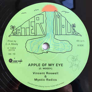 Vincent Roswell & Mystic Radics ‎– Going To A Dance / Apple Of My Eye