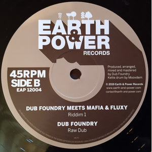 Far East, Mafia & Fluxy, Dub Foundry, Moovdem ‎– Until Jah Victory