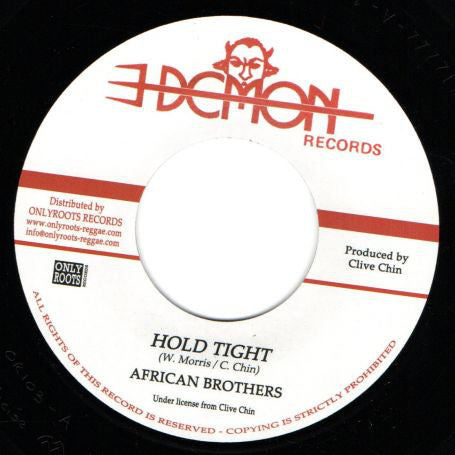 African Brothers - Hold Tight