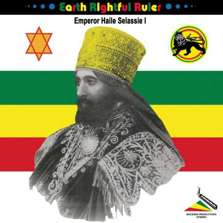 Augustus Pablo ‎– Earth Rightful Ruler: Emperor Haile Selassie I