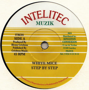 White Mice  ‎– Step By Step