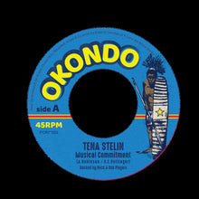 Tena Stelin ‎– Musical Commitment