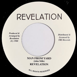 Revelation ‎– Man From Yard