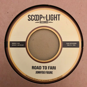 JonnyGo Figure ‎– Road To Fari