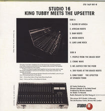 King Tubby Meets The Upsetter ‎– At The Grass Roots Of Dub