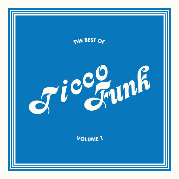 Various ‎– The Best Of Jicco Funk - Vol. 1