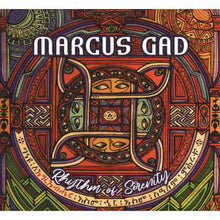 Marcus Gad ‎– Rhythm of Serenity  [CD]
