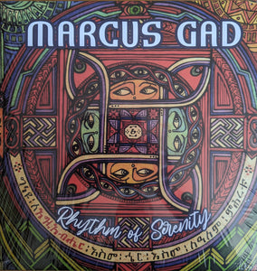 Marcus Gad ‎– Rhythm of Serenity  [LP]