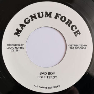 Edi Fitzroy ‎– Bad Boys