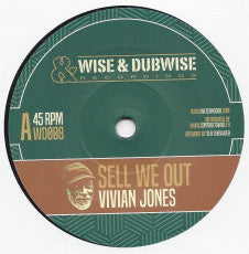Vivian Jones ‎– Sell We Out