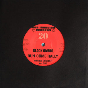 Black Omolo ‎– Run Come Rally