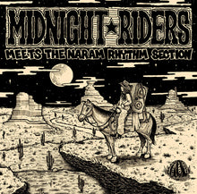 Midnight Riders ‎– Meets The Naram Rhythm Section
