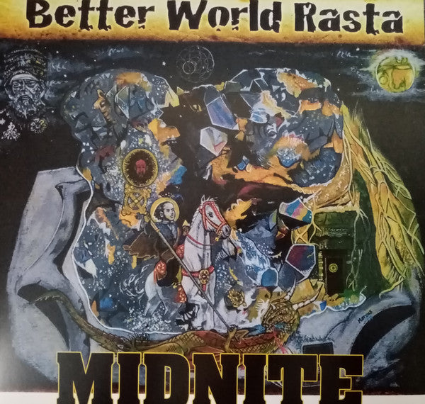 Midnite  ‎– Better World Rasta