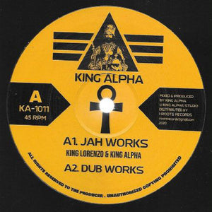 King Lorenzo & King Alpha ‎– Jah Works