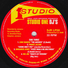 Various ‎– Studio One DJ's