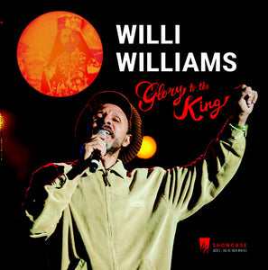 Willi Williams ‎– Glory To The King [CD]