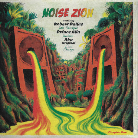 Robert Dallas, Prince Alla, Professor Liv'High, Noise Zion Band ‎– Noise Zion Chapter One