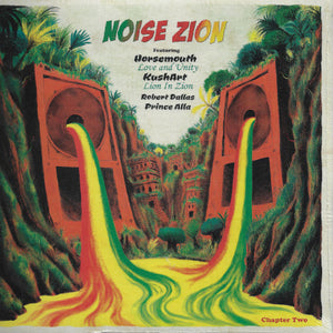 "Leroy ""Horsemouth"" Wallace, Kushart, Robert Dallas, Prince Alla ‎– Noise Zion Chapter 2"